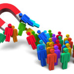 Inbound marketing attracts the right audience.