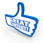 Successful content marketing requires great content.