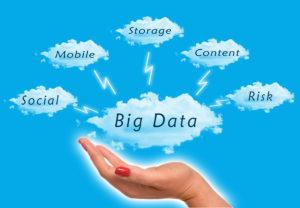Big data provides valuable information.