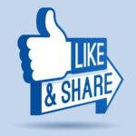 Boost content marketing success with social sharing.