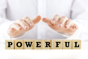 Learn the most powerful words for content marketing.