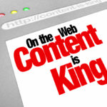 Content marketing requires quality web content.
