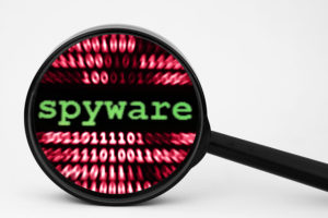 Spyware can give websites a competitive edge.