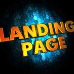 Your landing pages needs a good web content writer.