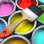 Find the right colors for web content writing services.
