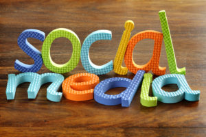 The finance industry can benefit from social media writing.