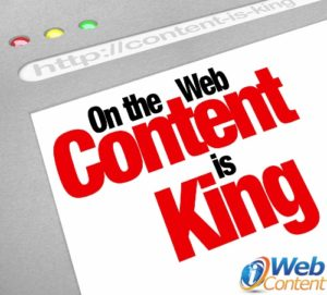 Ask web content services to help you interest your readers.