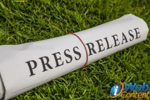 Ask your press release writing service about  choosing the right topics.