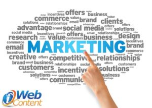 Evaluate your current online marketing strategy when you hire copywriters.