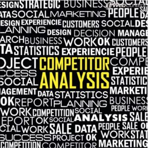 Improve your content marketing strategy with competitive analysis.