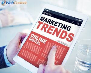 Do you know which are the current digital marketing trends?