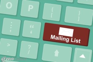 Learn how to expand your marketing email list.