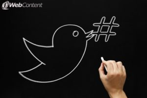 Make sure your social media marketing plan includes hashtags.