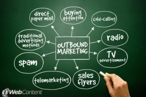 Inbound and outbound marketing strategies can work together