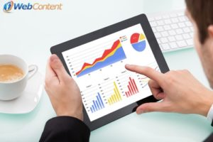 Track your success with content creation companies.