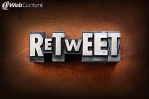 People are more likely to retweet when you use Twitter hashtags.