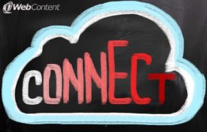 Connect with your readers with a blogging service.