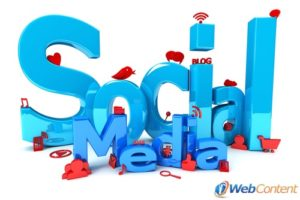 Talk to your blog marketing service about using social media.