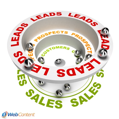 Funnel your leads with the help of content creation companies.