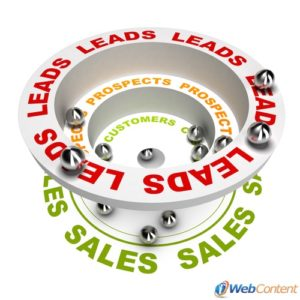 Turn leads into sales with the help of content writers.