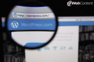 Make sure your content writing service is familiar with WordPress.