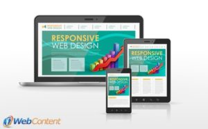 Responsive design for your e-commerce site is necessary.