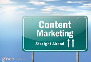 Improve your business with a good content marketing strategy.