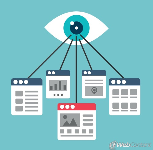 Make sure you use visual content in your content marketing strategy.