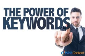 Manage your keywords with the help of a content writing service.