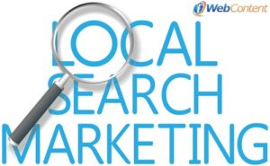 Ask your SEO content writing service about local search marketing.