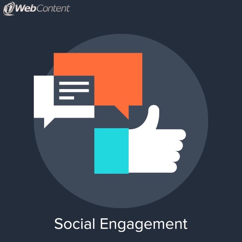 Engage your readers to improve your Facebook performance.