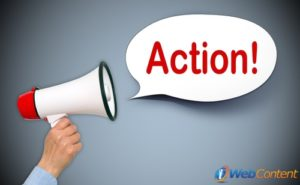 Your blog needs a website call to action.