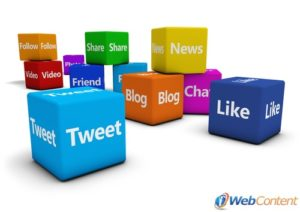 Social media content writers offer all types of content.