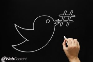 Talk to experienced content marketers about using Twitter.