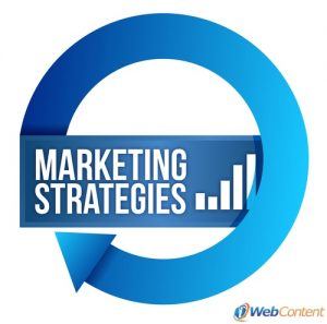 Develop a good strategy with experienced content marketers.