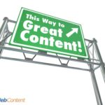 Generate great content with the help of website content writing services.
