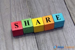 Do better with press releases that are shareable.