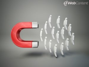 Attract a crowd with experienced content marketers.