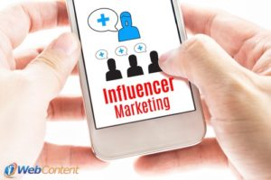 Attract more people with influencer marketing.