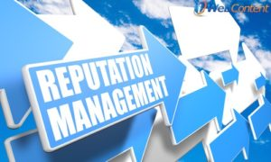 Small businesses benefit from online reputation management.