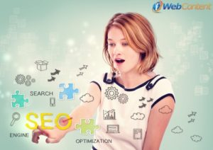 Improve your SEO with website content writers.