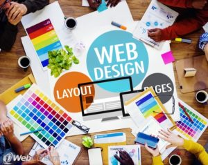 Ask if content writing services can help with web design.