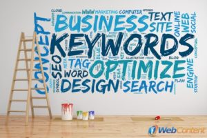 Learn how to use keywords for local business.