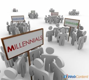 Learn to target millennials with content marketing strategies.