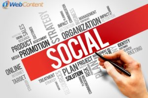 Manage your social media with the help of your content writing service.