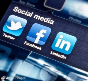 Promote your eBook as part of your social media marketing strategy.