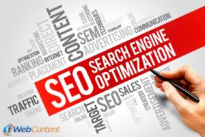 Get help with your SEO strategy from professional content writers.