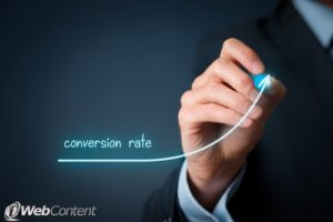 Improve your conversion rate with the help of content writing services.