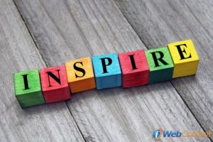Learn how to write content that inspires readers.