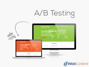 Learn how A/B testing improves conversion rates.